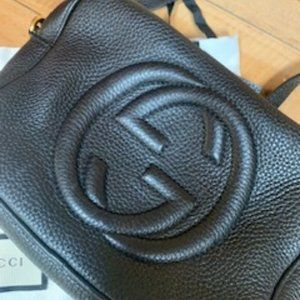 Gucci Disco Leather Bag
